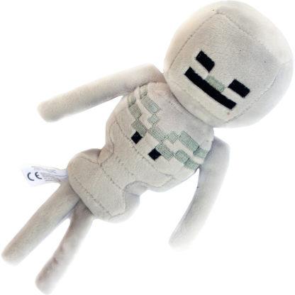 майнкрафт мягкая игрушка скелет