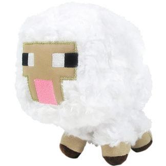 майнкрафт мягкая игрушка овечка
