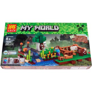 Лего Майнкрафт и мини-фигурки